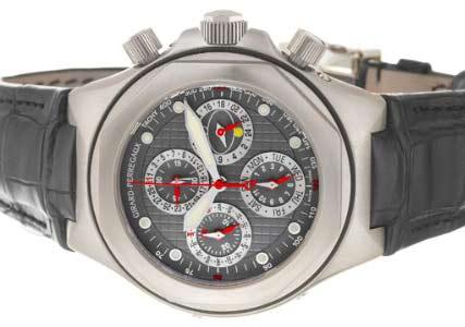 Girard-Perregaux Laureato EVO3 Perpetual Calendar Men's Watch Girard-Perregaux Laureato EVO3 Perpetual Calendar Men's Watch