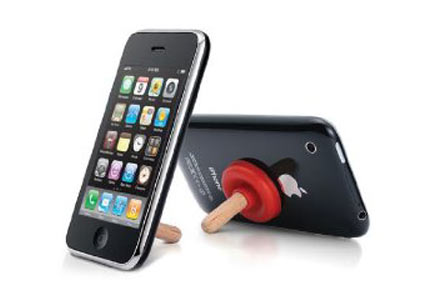 iphone plunger thinggy