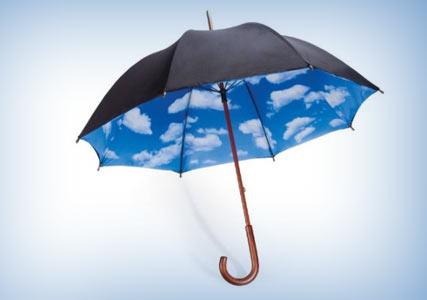 sky-umbrella