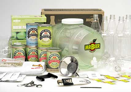 MR.BEER® Hard Cider Kit