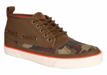 Polo Ralph Lauren Men's Parkstone Mid Sneaker