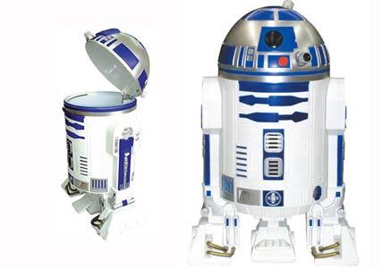 R2-D2 rubbish bin