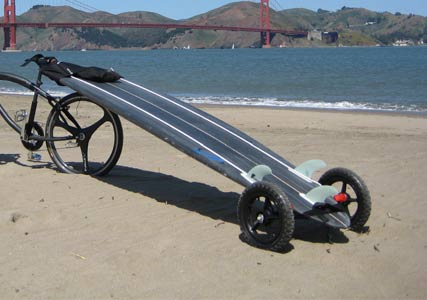Surfboard-SUP-Carrier-Trailer