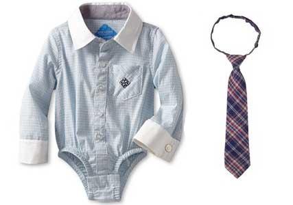 baby work shirt