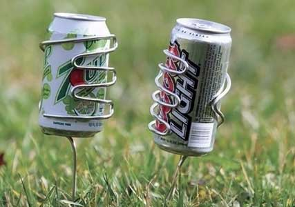beer grass holder