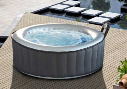 best inflatable spa
