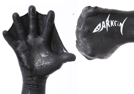 darkfin webbed swim gloves