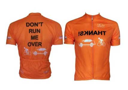 dont run me over cycling top