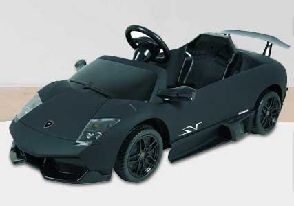 Dexton Lamborghini 6V Murcielago, Matte Black