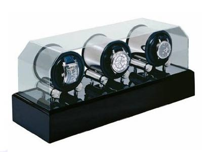 Gentil Luxury (3) Watch Winder Storage Box