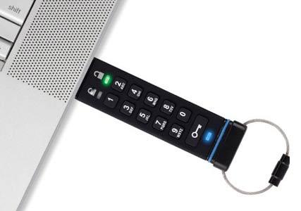 secure usb thumb drive