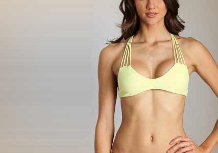 Mikoh Banyans String Racerback Bikini