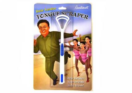 tongue scraper kimjong