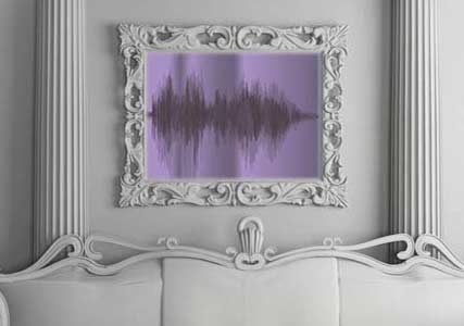 voice art canvas