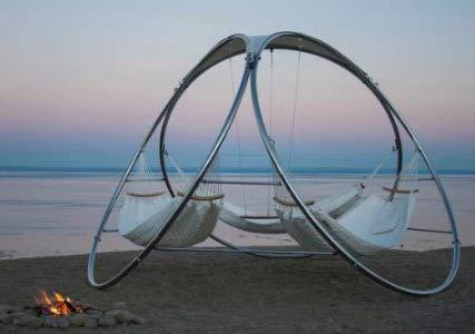 affordable luxury hammock