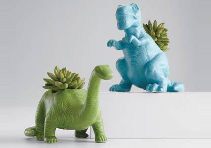 dinosaur-plant-pot