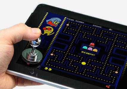 iPad joystick