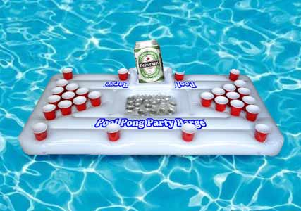 pool beer pong table