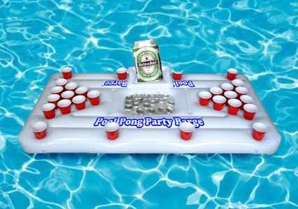 pool beer pong table