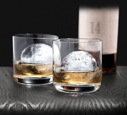 round ice cube mould