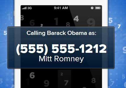 spoof calling
