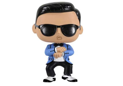 Gangnam style doll