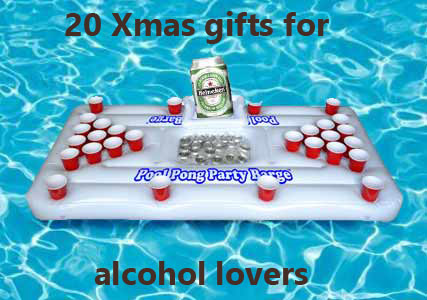 20 Xmas gifts for alcohol lovers