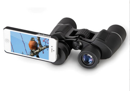 Binoculars for iphone