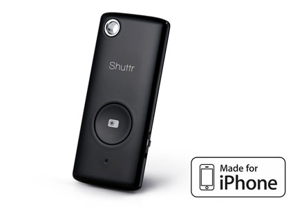 iphone selfie remote control