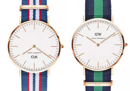 preppy watches